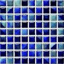 モザイクタイル コスミオン COS-1507 名古屋モザイク15角紙貼り 1シート(18×18個)