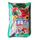 培養土 花と野菜の土 6L 四季の培土【用土/花の土/パンジ...