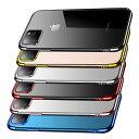 iPhone12 / iPhone12mini / iPhone12Pro / iPhone12ProMax ケース 背面ケース ソフトケース 縁入りクリアケース 透明 フチカラー フチ ..