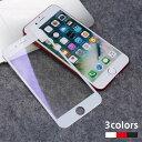 iPhone6Plus / iPhone6sPlus ブルーライトカット 3Dガラスフィルム 3色