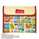 ショッピング母子手帳 Disney ディズニー マルチケース ジャバラ (トイ・ストーリー) クリーム DJM-2404K