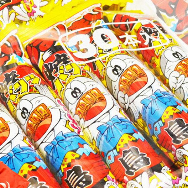 お菓子うまい棒やきとり味30入駄菓子子ども会だがしおかし子供会販促品イベントスナックおやつ鳥子供会う