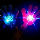 【単価72円(税別)×12個セット】led 光るパチパチハン...