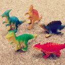 【単価30円(税別)×50個セット】ミニチュア恐竜 おもちゃ 玩具 かっこいい 男の子 女の子 景品 ミニサイズ きょうりゅう サウルス フィギュア 夏祭り 子ども会 おもしろ雑貨 ザッカ ビンゴ景品 バザー