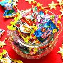 あす楽対応 クリスマスお菓子 業務用 クリスマスキャンディ 約250粒 あめ アメ おもしろ雑貨 ザッカ ビンゴ景品 バザー