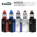 Eleaf イーリーフ NOWOS with ELLO Du...