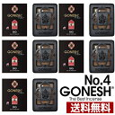 GONESH ガーネッシュ No.4 5個セット ビッグゲル エアフレッシュナー 芳香剤 車 ジェル 送料無料 【ガネッシュ GONESH】