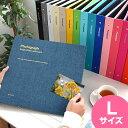 【ポイント10倍】アルバム DELFONICS デルフォニクス PDフォトアルバムリング Lサイズ