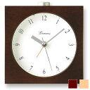 置き時計 Nocturne ノクターン PA09-10 置き時計 アラーム アラーム時計 置時計 木製 時計 おしゃれ かわいい 人気 デザイン 雑貨 北欧