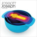 3240円以上ご注文で送料無料中 ボウル Joseph Joseph ジョゼフジョゼフ NEST7 Plus ネスト キッチン ボール 計量 カップ スプーン 調理 料理