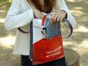 丈夫で汚れにくいビニールコーティングバッグ。便利です♪【 SHINZI KATOH 】 VINYL COARTING BAG