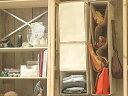 セーターやTシャツなどカジュアルな衣類や小物の収納に最適♪【 ハンギングラック 】 衣類収納