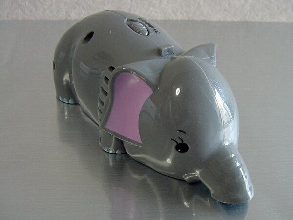 Funny. sundry stationery - ハンディーミニ cleaner - (elephant)