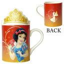 ディズニー プリンセス 白雪姫 マグカップ フタ付 白雪姫 フタ付きマグカップ