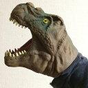 ハンドパペット 恐竜 ごっこ遊び おもしろ雑貨 プレゼント ディノパペット