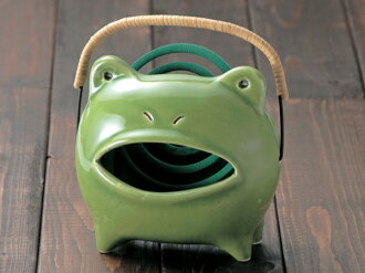 Mosquito-repellent incense case | Mosquito selling | Mosquito-incense | Sum miscellaneous goods | 爛漫蚊 spear length type frog