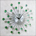 Clock | Wall hangings | Wall clock | Interesting miscellaneous goods | Interior miscellaneous goods | Design wall clock dot [easy ギフ _ packing]