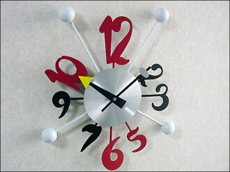 Clock wall hangings | Wall clock | Interesting miscellaneous goods | Interior miscellaneous goods | A design wall clock is modern