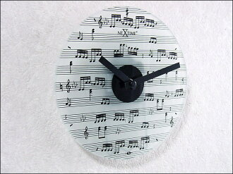 Watch wall clock clocks fashionable interior wall & would rock MUSIC [sale]