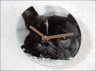 Watch wall clock clocks fashionable interior wall & would rock DOG [sale]