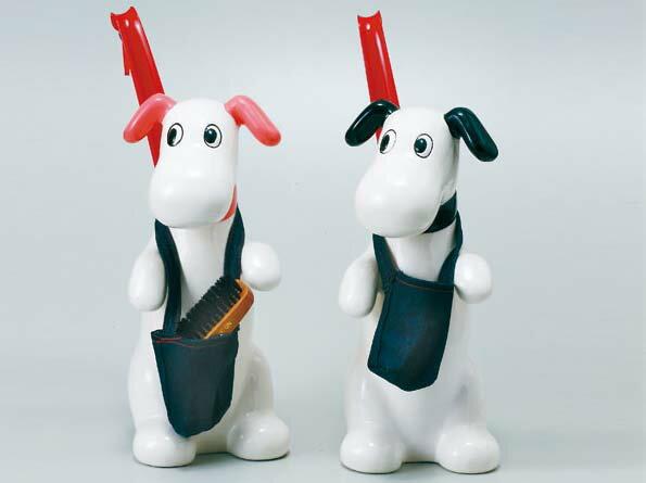 イヌのクツベラ&ブラシセット イヌくつべらセット