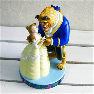 Disney Princess-figure-Bell-beast-beauty and the beast figures year 2002