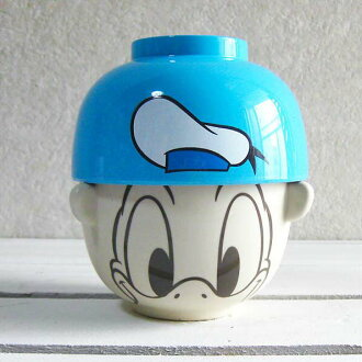 Disney rice bowl set | Rice bowl | Tea wooden bowl | Wooden bowl | Bowl, bowl set mini-_ Donald Duck ≪ second party | Year-end party | Bingo | Premium≫