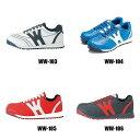 ショッピング安全靴 【取り寄せ】 おたふく手袋 安全靴 WW-103/104/105/106 (ZY407) ワイドウルブス イノベート