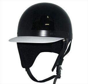 ヘルメット メタリックブラック