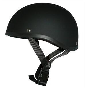 ヘルメットダックテールヘルメット ブラック ゴーグルバンドレス