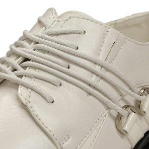 [ポイント2倍&送料無料][BOREDOMボアダム]お兄系レースアップシューズ3252ブラックホワイトお兄系ドレスシューズブーツポインテッドトゥV系紐靴カジュアル【RCP】02P19Dec15