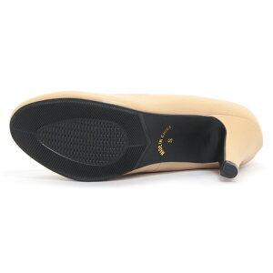 ヒールパンプススムースラウンドトゥ5351[5色展開][選べる2足で3600円][ポイント2倍&送料無料&着後レビューで割引]低反発インソール8.0cm黒ブラックレディース靴ハイヒールレディスカジュアル【福袋】[Libertydollリバティドール]【RCP】02P23Aug15