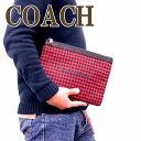 コーチ メンズ バッグ COACH セカンドバッグ 正規 アウトレット 人気 新作