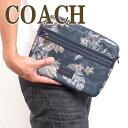 コーチ バッグ メンズ COACH セカンドバッグ クラッチバッグ ハワイアン 65299F11 ブランド 人気