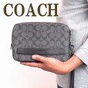 コーチ バッグ メンズ セカンドバッグ COACH クラッチバッグ 財布 セカンドポーチ 585