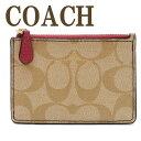 コーチ COACH 財布 キーケース キーリング コインケース ピンク メンズ レディース 16107IMP4J 【ネコポス】 ブランド 人気