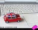 MINI COOPER USB2.0 Drive/ミニクーパー ユーエスビー 2ギガMINI クーパー UNION JACK /ユニオンジャック DETAIL 【あす楽対応_東海】