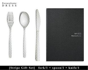 DRESS/�ɥ쥹[GiftSet]fork/1��×spoon/1��×knife/1�ܥ��եȥ��åȥե�����1�ܡ����ס���1�ܡ��ʥ���1��Perrocaliente/�ڥ?�ꥨ��ơ�PolkaDots��̡ۡ�Check�����å��ۡ�Stripe���ȥ饤�ס�100%�ڤ������б�_�쳤��