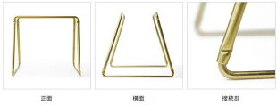 DRIPPERSTAND/�ɥ�åѡ��������amabro×FORM/���ޥ֥�ե�����REGULARDRIPPER�ѥ�����ɿ��BRASS�֥饹�ڤ������б�_�쳤��