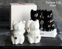 Fortune Cat / フォーチュン キャット Floyd/フロイド 招き猫 猫 開店祝い 新築祝い 御祝い 縁起物 置物