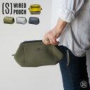 ショッピングウェットスーツ 【Small】WIRED POUCH / ワイアード ポーチ PUEBCO プエブコ H13×W18×D13cm クロロプレン ネオプレーン ウェットスーツ素材
