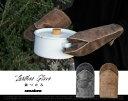 【鍋つかみ】Leather Glove レザー グローブ amabro アマブロ鍋つかみ 鍋敷き キッチン BBQ ミトン ヴィンテージ 【あす楽対応_東海】