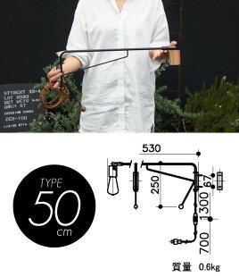 ��50cm��BracketLightLANCE/50cm�֥饱�åȥ饤�ȥ��APROZ/���ץ?�ɳݤ���������ƥ���������������ַ������饤�ȴ��ܾ�����������AZB-110-BK