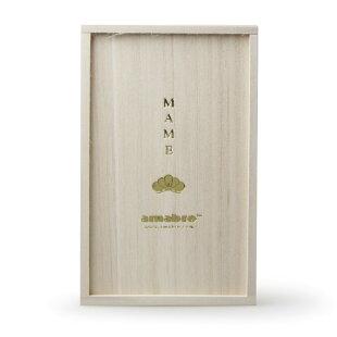 【木箱】MAME5枚専用/マメ5枚用木箱amabroアマブロ