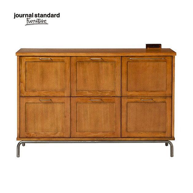 journal standard Furniture ジャーナルスタンダードファニチャー BRISTOL KITCHEN COUNTER L ブリストル キッチンカウンター L 幅135cm 木製 鉄製 アイアン 什器 台所 おしゃれ 収納 店舗 ショップ 事務所 アパレル シンプル 送料無料