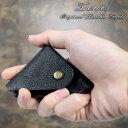 Zenis ゼニス 牛革 シュリンクレザー コインケース 手縫い 小銭入れ STW-002SH【送料無料】
