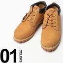 ショッピングティンバーランド Timberland (ティンバーランド) レザー 防水 クラシック オックスフォード レースアップ ブーツ メンズ カジュアル 男性 メンズファッション 靴 シューズ ショートブーツ