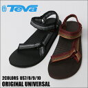 ショッピングteva サンダル Teva (テバ) ロゴラベル テープ サンダル Original Universal メンズ 男性 カジュアル 靴 シューズ ストリート 耐久性 定番