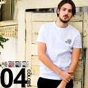 モンクレール MONCLER Tシャツ 半袖 ワッペン ブランド メンズ MC80325008390Y