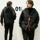 モンクレール MONCLER ナイロンジャケット フード パーカー バックロゴ THIOU ティウ ブランド メンズ ライトアウター MCTHIOU8